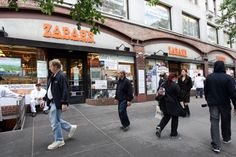 Top-notch lox, whitefish and caviar are about to get a lot more convenient in upper Manhattan. Zabar's — the specialty grocer beloved on the Upper West Side. For Delivery, Ideas
