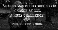 """Joshua """"Bam Bam"""" Brown-The Book of Joshua"""