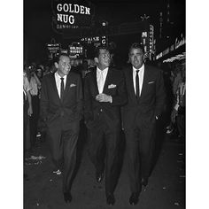 The Rat Pack: a book of photos of Frank Sinatra, Dean Martin and Sammy Davis Jr.