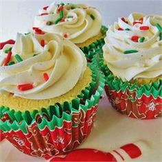 Easy Eggnog Cupcakes - Allrecipes.com