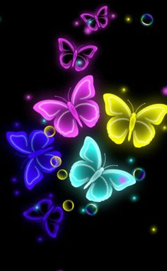 Neon Butterfly Live Wallpaper 1 4 Apk Androidappsapk Co Flower Phone Wallpaper, Neon Wallpaper, Rainbow Wallpaper, Butterfly Wallpaper, Cellphone Wallpaper, Wallpaper Backgrounds, Iphone Wallpaper, Butterfly Live, Butterfly Pictures