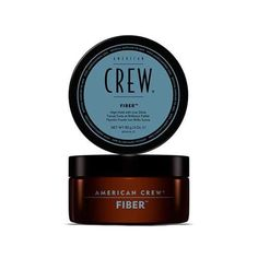 American Crew Fiber 3 oz- A high hold, low shine fiber that provides hair with texture and volume.