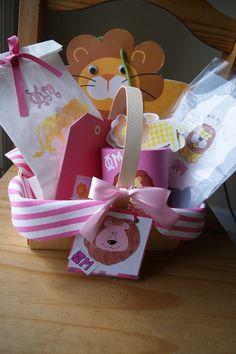 phi mu gift basket!