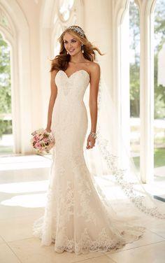 https://flic.kr/p/C3CFWJ | Trouwjurken | Trouwjurken vintage, Moderne Trouwjurken, Korte trouwjurken, Avondjurken, Wedding Dress, Wedding Dresses | www.popo-shoes.nl
