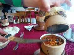 Pottery Kebabs of Turkey