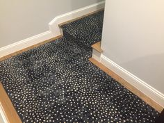 Mill: Prestige Style: Derning Color: Blue Staircase Runner, Stair Runners, Carpet Stairs, Animal Print Rug, Family Room, Color Blue, Prints, Home Decor, Style