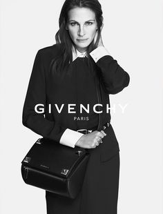Julia Roberts for Givenchy SS '15 ad campaign