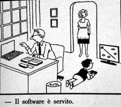 Il software è servito