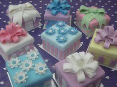miniature cakes - Google Search