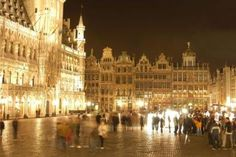 Grand Place, Brussels, Beligium