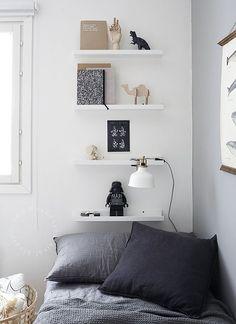 Comfy Minimalist Bedroom Design Ideas - nicholas news Home Bedroom, Kids Bedroom, Bedroom Decor, Bedroom Ideas, Nordic Bedroom, Teen Bedrooms, Modern Bedrooms, Baby Bedroom, Decor Room