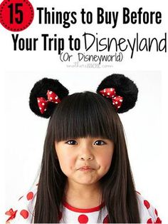 So many things I hadn't thought of and we are leaving for Disneyland next week. I like the idea of bringing a Disney storybook for characters to sign in!