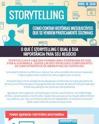 infografico-storytelling Marketing Digital, Corporate Communication, Digital Media, Entrepreneurship, Log Projects, Tips