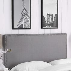 Found it at AllModern - Kimberly Upholstered Headboard