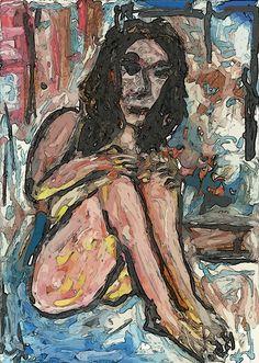 nude II 2018 Nude, Painting, Art, Painting Art, Paintings, Kunst, Paint, Draw, Art Education