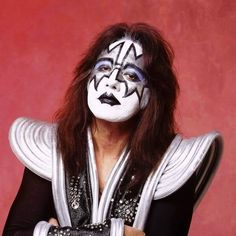 Ace Frehley- KISS - 'Space Ace' 1973-82, 96-2002