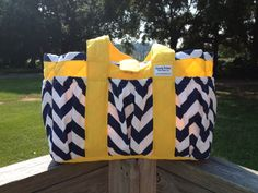 Butterfly Bottoms Diaper Bag Tote  by ButterflyBottoms on Etsy, $50.00