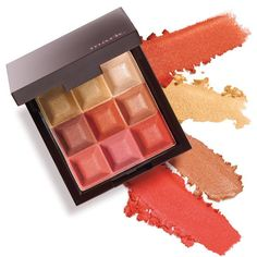 NEW! The sequel to our cult-favorite palette finally arrives! Features nine shimmery shades of coral, bronze and gold. Color goes on sheer for a gorgeous-on-all-skin-tones glow that's just as fabulous as the original.Raised cubes allow a fingertip to easily run over individual shades—then dab up cheekbones or elsewhere on face as a highlighter.Creamy formula blends beautifully over skin.0.48 oz. net wt.