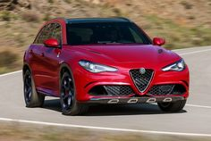 The 2018 Alfa Romeo Stelvio is an all-new Italian flair SUV. The fact that Alfa Romeo has decided to enter the competitive SUV market is something to celebrate.