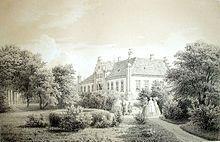 Kyø Hovedgård - Wikipedia, den frie encyklopædi