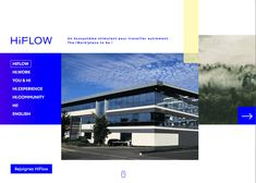 Hiflow est un espace de bureaux, vecteur d'une nouvelle vision de l'environnement de travail basée sur des enjeux de synergies, stimulations créatives,... Architecture Websites, Architecture Design, Next Conference, Creativity And Innovation, Spain, Places, Design Websites, Ideas, Command Centers