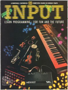 Input Magazine Issue 51