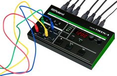 Roland Sync Box SBX-1 ~ addition to the Aira series