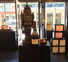 Come by tomorrow for Royal Street Stroll have a glass of wine and see some new art! / Tin Man by Michael DeMeng & Pinot Noir from our partners Maison Louis Latour     #nowfe#royalstreetstroll#louislatour#nola#art#contemporaryart#royalstreet#frenchquarter#royal#neworleans#artgalleries#sculpture#color#artcollective#assemblage#graphitegallery#graphitegalleries by graphitegallery