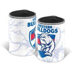 Western Bulldogs Logo Can Cooler $12.00