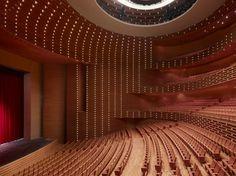 Tianjin Grand Theater / gmp Architekten