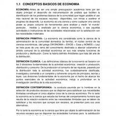UNIDAD I: CONCEPTOS GENERALES (SEMANAS 1 Y 2) 1 CONCEPTOS BASICOS DE ECONOMIA ECONOMÍA.-Antes de ser una simple preocupación académica tiene por ser objet. http://slidehot.com/resources/capitulo-i-conceptos-basicos-de-economia.24725/