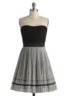 Invite Only Dress, #ModCloth