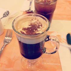 Vienna coffee at Pancake House, SM The Block.
