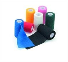 The Saddlery Shop Hyhealth Sportwrap Vetwrap Style Bandage-10Cm X 450Cm Navy -- Awesome products selected by Anna Churchill