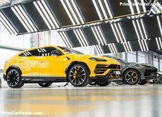 Lamborghini Urus 2019 poster, #poster, #mousepad, #tshirt, #printcarposter