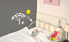 BabyZoo Seinälamppu Mumbo, Valkoinen | Lastenhuone Valaistus | Jollyroom