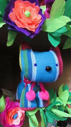 gato, juguete artesanal, diseño