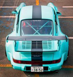 Fancy - Porsche 964 RWB