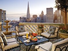 Honeymoon with a View: The Fairmont San Francisco