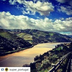 #Repost @super_portugal with @repostapp  by  @jduarteguedes  congratulations! おめでとうございます!  Location: Douro Valley __________________________________ Wine region of Alto Douro or Alto Douro Vinhateiro is an area of the northeastern of Portugal with more than 26000 hectares classified by UNESCO on December 14 2001 as World Heritage in the category of cultural landscape and surrounded by mountains they give it mesological and specific climatic characteristics. This region which is bounded by…