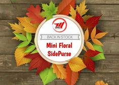 Stage Decorations, Wreaths, Fall, Mini, Floral, Home Decor, Autumn, Decoration Home, Door Wreaths