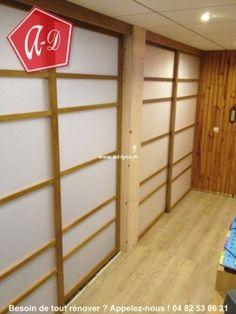 1000 images about cloison japonaise coulissante et porte on pinterest cuisine tvs and lyon. Black Bedroom Furniture Sets. Home Design Ideas