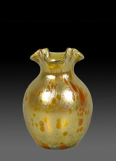 ❤ - Loetz   Astraa Vase - 1890.