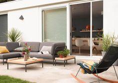Irritante muggen: weg ermee! - horren vind je bij Thuisin (zoals deze van Luxaflex) Outdoor Furniture Sets, Outdoor Decor, Floor Chair, Flooring, 30 Juni, Home Decor, Blog, Gardening, Decoration Home