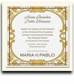 205 Square Wedding Invitations - Grand Imperial by WeddingPaperMasters.com. $533.00. Now you can have it all! We have created, at incredible prices & outstanding quality, more than 300 gorgeous collections consisting of over 6000 beautiful pieces that are perfectly coordinated together to capture your vision without compromise. No more mixing and matching or having to compromise your look. We can provide you with one piece or an entire collection in a one stop shoppin...