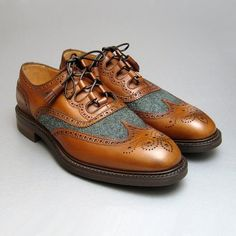 Cheaney Pitlochry | Scottish Brogue Shoe | Hand Made in England