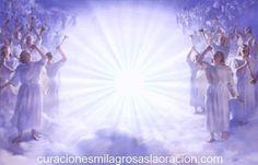 Oración para alejar maldiciones de magia negra o de Escasez ¡Oh, espíritus angélicos y elementales!Espíritus de luz,Que sois la antorcha y la espada,Que