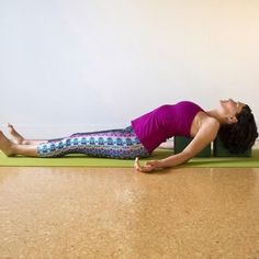 5 Gentle Yoga Poses To Relax Your Tight Shoulders http://www.prevention.com/fitness/yoga-for-tight-shoulders