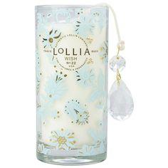 Lollia Wish Petite Luminary Candle - Final Sale