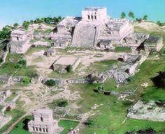 back to the ancestors! Mayan Ruins